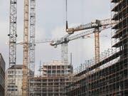 Das Wachstum der Schweizer Wirtschaft ist im 3. Quartal überraschend unterbrochen worden. (Bild: KEYSTONE/GAETAN BALLY)