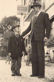 «Chäller Mundi» und «Landessender», 1959. Bilder Archiv Galli-Zunft, Archiv Güüggali-Zunft Luzern und diverse Privatarchive