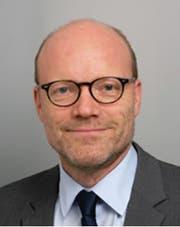 Matthias Begemann. (Bild: Screenshot Website PHTG)
