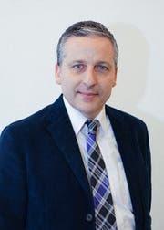 Dominik Gemperli, Verwaltungsratspräsident des Zweckverbands Kellen und Gemeindepräsident von Goldach (Bild: PD)