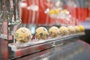 Ziehung der Lottozahlen bei Swisslotto. (Bild: Swisslos/PD)