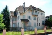Die Casa d'Italia an der Obergrundstrasse 92 in Luzern. Bild Ippazio Calabrese