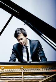 Der Pianist Louis Schwizgebel. Bild PD