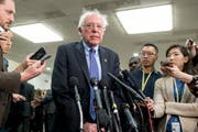Senator Bernie Sanders fordert das Ende der amerikanischen Kooperation mit den saudischen Streitkräften im Bürgerkriegsland Jemen. (Bild: Michael Reynolds/Keystone (Washington, 28. November 2018))