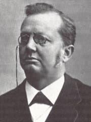 Nur wenige Bundesräte amtieren so lange wie Adolf Deucher. (Bild: Wikipedia)