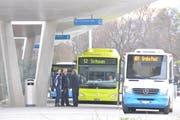 Optimierungen im Busfahrplan: Mit dem Wechsel per 9. Dezember stehen in der Region einige Änderungen an. (Bild: Armando Bianco)