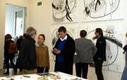 Wie schon 2015 wird auch an der NOW 18 eine Auswahl von Kunstwerken aus Ob- und Nidwalden gezeigt. (Archivbild: Primus Camenzind)