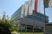 Kampus Pädagogische Hochschule Thurgau in Kreuzlingen. (Picture: Nana do Carmo)