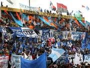 Zehntausende Menschen wollen in Buenos Aires gegen den G20-Gipfel demonstrieren. (Foto: Marina Guillen/EPA) (Bild: KEYSTONE/EPA EFE/MARINA GUILLEN)
