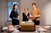 Die Macher des Verlags Edition Bücherlese dürfen sich ebenfalls über Fördergelder freuen. (Bild: PD)