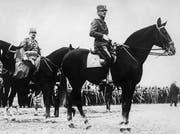 Er rief 1918 das erste Jugoslawien aus: Aleksandar Karadjordjević. 1921, nach dem Tod seines Vaters Peter I., wurde er König von Jugoslawien. Bild: Getty (9. Januar 1929)