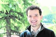Pascal Schär ist der neue Marketingleiter für Andermatt-Sedrun-Disentis. (Bild: PD)