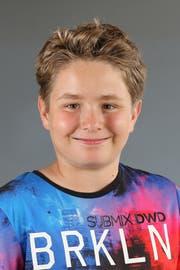 Mario Palmieri, Rothenburg, 9. Schuljahr.