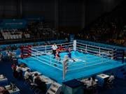 Finden die Olympischen Spiele 2020 ohne Box-Turnier statt? (Bild: KEYSTONE/EPA OIS/IOC/IAN WALTON FOR OIS/IOC HANDOUT)
