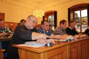 Der Korporationsrat hat dem Budget und einem Landabtausch zugestimmt. (Bild: Elias Bricker (10. Februar 2017, Altdorf)