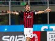 Alessio Romagnoli schoss den einzigen Treffer in der 97. Minute (Bild: KEYSTONE/EPA ANSA/ROBERTO BREGANI)