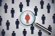 Gesucht werden Frauen, die sich gegen die Überzahl an männlichen Vertretern in der Politik auflehnen. (Bild: APZ)
