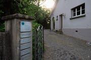 Das von Spesenüberzügen betroffene Institut der Universität St.Gallen. (Bild: Benjamin Manser)