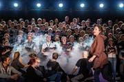 300 Sängerinnen und Sänger aus der Region wirken beim «Luther-Oratorium» mit. (Bild: Michel Canonica)