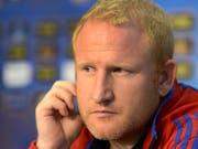 Heiko Vogel ist nicht mehr Trainer von Sturm Graz (Bild: KEYSTONE/GEORGIOS KEFALAS)