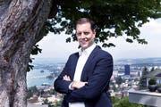 Der Geschäftsführer von Zug Tourismus, Nicolas Ludin, verlässt den Betrieb Ende April 2019. (Bild: Werner Schelbert (Zug, 15. Juni 2018))