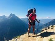 Der Pacific Crest Trail führt bis auf eine Höhe von 4009 M.ü.M..