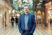 Burkhard Dünser, Geschäftsführer des Messeparks. (Bild: Eva Rauch)