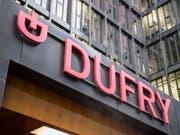 Der Zollfreihändler Dufry ist zwar in den ersten neun Monaten weiter gewachsen - doch der Gegenwind nimmt zu. (Bild: KEYSTONE/PATRICK STRAUB)