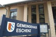 Das Eschenzer Gemeindehaus. (Bild: Nana do Carmo)