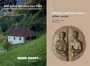 Titelbilder der beiden Publikationen. (Bilder: PD)
