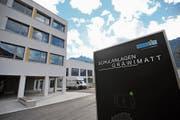 Am stärksten ins Gewicht fallen bei den Abschreibungen die neuen Schulanlagen Gräwimatt. (Bild: Urs Hanhart (14. September 2017))