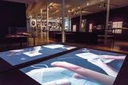 Ein einzigartiger touristischer Trumpf St.Gallens: «Spitzen»-Ausstellung im Textilmuseum. (Bild: Thomas Hary)