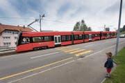 Eine Fahrt von St.Gallen nach Speicher ist verhältnismässig teurer als der längere Weg von St.Gallen nach Teufen. (Bild: Urs Bucher)