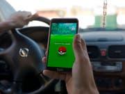 Die Entwickler von Pokémon Go haben ihr erstes Spiel aufgefrischt (Archivbild). (Bild: KEYSTONE/AP/AMR NABIL)