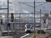 Stadler Rail erhält einen Auftrag über rund 320 Millionen Franken für die S-Bahn in Hannover (Archivbild). (Bild: KEYSTONE/GAETAN BALLY)
