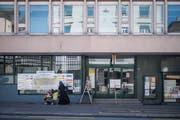 Auch Städte pochen auf eine angemessene Anzahl Poststellen. (TAGBLATT/Benjamin Manser, St. Gallen 10. Otkober)