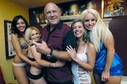 Der gewählte Dennis Hof, als er noch lebte, in Nevada. (Bild: Lisa J. Tolda/The Reno Gazette-Journal via AP, File)