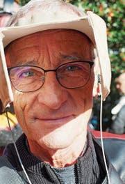 Einer von rund 1150 Teilnehmern des 156.Rütlischiessens. (Bild: Max Dohner)