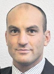 Rechtsanwalt Michael Häfliger.