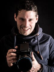Fotograf und Musiker: Thomas Biasotto. (Bild: PD)