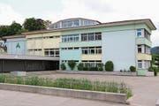 Das Othmarschulhaus in Gossau wurde 1968 eröffnet. (Bild: PD)