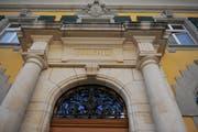 Gerichtsgebäude in Sarnen. (Bild: Corinne Glanzmann (30. September 2009))