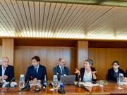 Nach dem Datenleck veröffentlichte der Genfer Stadtrat die Spesenliste seiner Mitglieder von 2007 bis 2017. (Bild: KEYSTONE/MARTIAL TREZZINI)