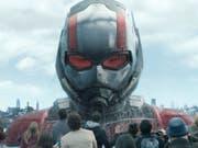 Kinoerfolge wie Marvels «Ant-Man and the Wasp» liessen den Gewinn des Unterhaltungskonzerns Disney in diesem Jahr kräftig ansteigen. (Szenenbild) (Bild: KEYSTONE/AP Marvel Studios)