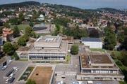Die Universität St.Gallen. (Bild: Benjamin Manser)