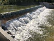 Das Kleinwasserkraftwerk Grafenau ist nach einjähriger Bauzeit in Betrieb genommen worden. (Bild: PD)