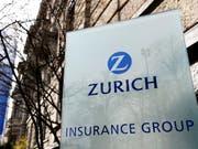 Die Versicherungsgesellschaft Zurich konnte in den ersten drei Quartalen des laufenden Geschäftsjahres die Prämieneinnahmen leicht steigern. (Bild: KEYSTONE/STEFFEN SCHMIDT)