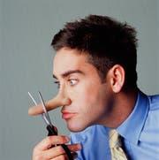 Lügen wie Pinocchio. (Bild: Getty)