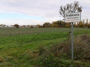 Auf diesem Feld im Gebiet Döbeli plant die Stadt Kreuzlingen einen Kunstrasenplatz. Hauptnutzer wäre die AS Calcio. (Bild: Martina Eggenberger)