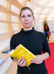 Gianna Molinaris Erstling behandelt unter anderem das Thema von Menschen auf der Flucht. (Bild: PD)